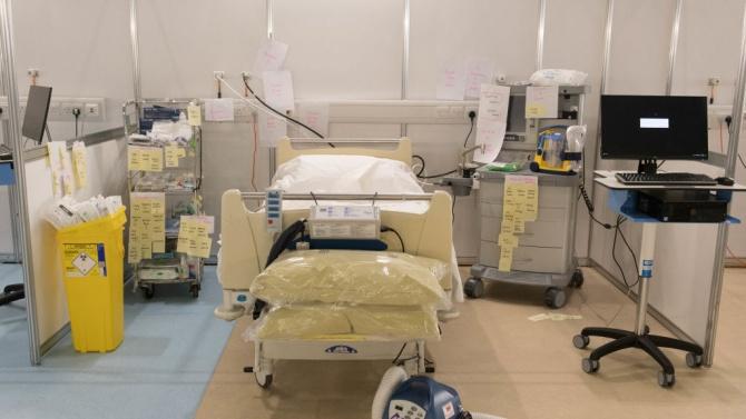 Почина фелдшерът с COVID-19, от когото плъзна заразата в Каолиново