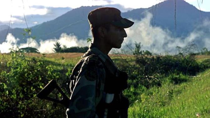 Колумбийската армия спаси двама отвлечени туристи