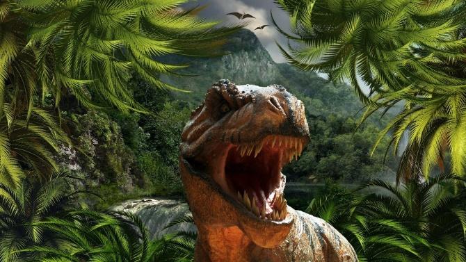 Огромни хищни динозаври са живели в Австралия