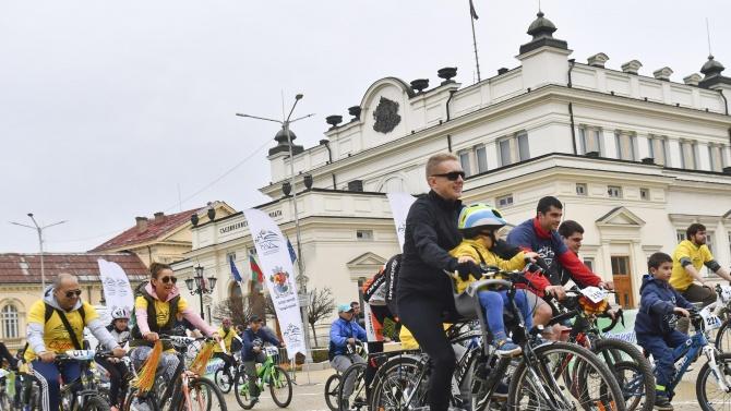 Организация на движението за провеждане на традиционното Велошествие на 28.06.2020