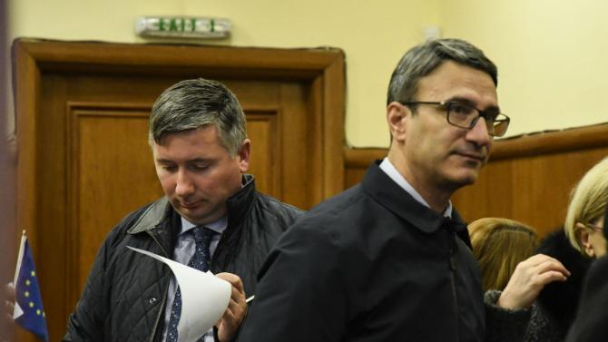 След седмица стават ясни присъдите по делото за EVN срещу Дянков, Трайков и Прокопиев