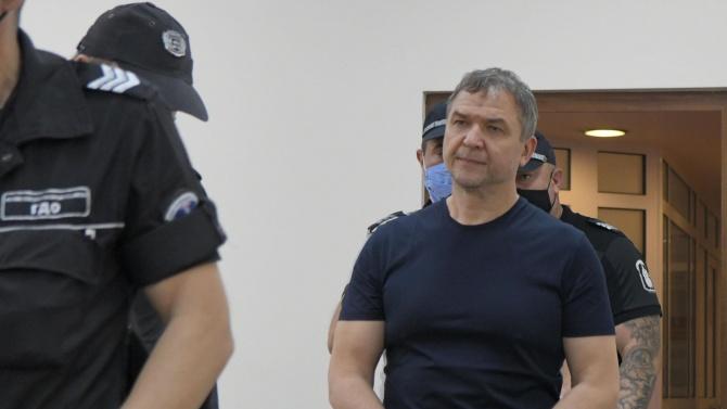 По разпореждане на главния прокурор Иван ГешевИван Стоименов Гешев е