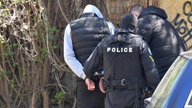 Във Франция арестуваха български сериен обирджия