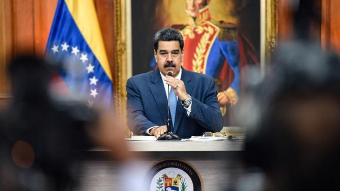 Николас Мадуро заяви, че е готов за диалог с Доналд Тръмп