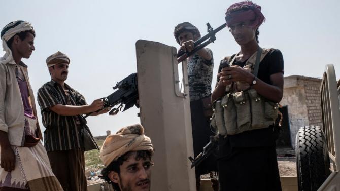 Йеменските бунтовници хуси обявиха, че са започнали най-голямата си офанзива срещу Саудитска Арабия