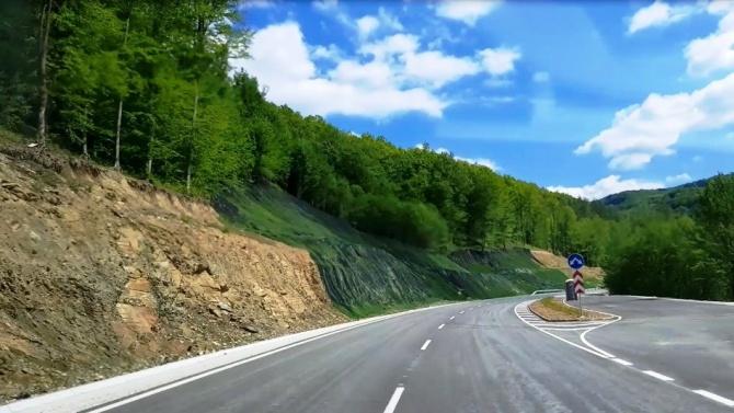 От днес започва ремонт на 10-километров участък от пътя Пазарджик