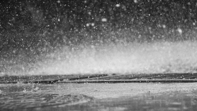През изминалото денонощие в Монтана са паднали 51 литра дъжд