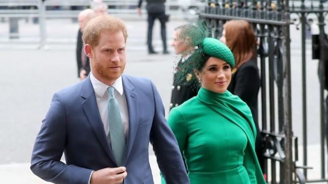 Хари и Меган ще са част от мрежа от видни оратори