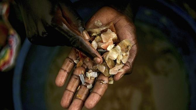 Миньор от Танзания стана милионер с уникална находка