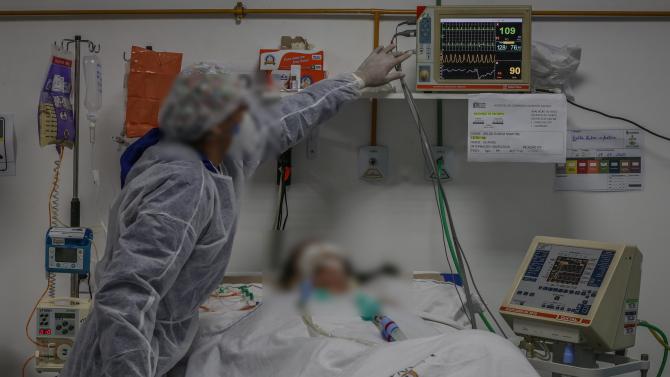 Жена на 82 г. с коронавирус е в критично състояние