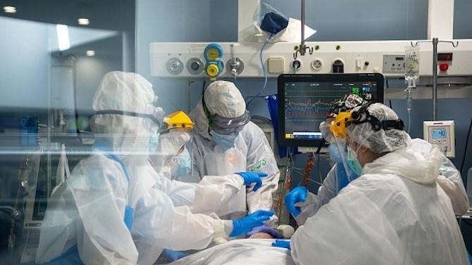 """Един от пострадалите работници в тунел """"Железница"""" е с коронавирус"""