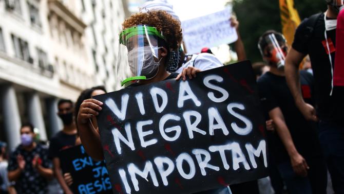 Бразилският президент Жаир Болсонаро, който бе критикуван заради липса на