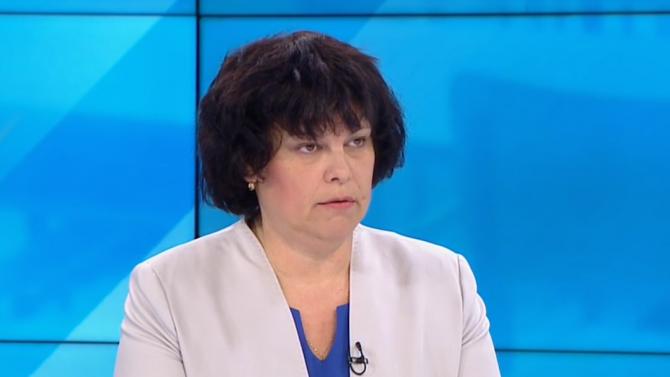 Таня Михайлова: Обявяват резултатите от изпитите след 7-ми клас по-рано