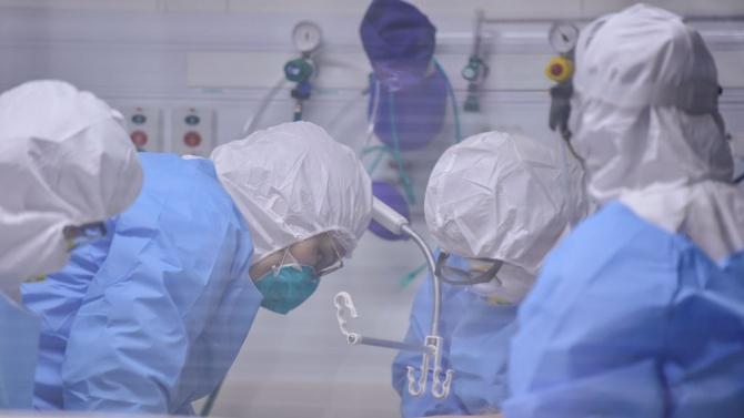В Южна Корея бяха открити 39 случая на коронавирус