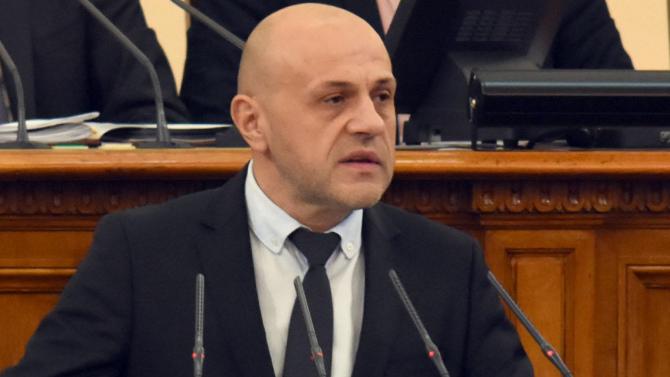 Заместник министър-председателят Томислав Дончев Томислав Пейков Дончев е български политик