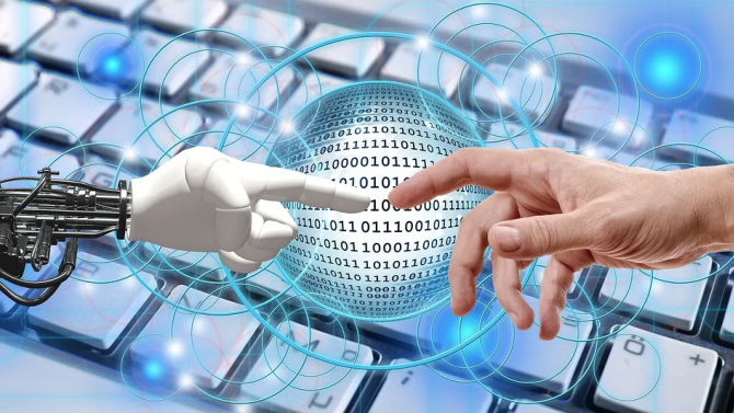 Робот с изкуствен интелект ще изпълни главната роля във филм