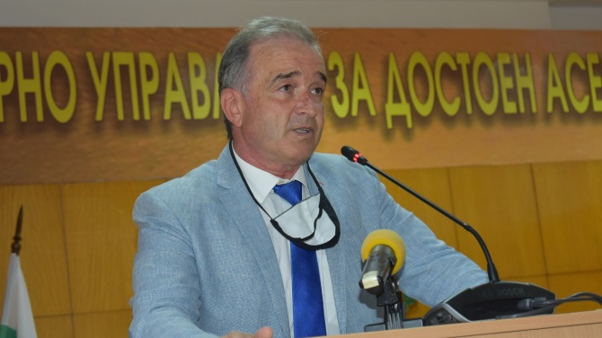 Кметът на Асеновград доктор Христо Грудев благодари за усилията на