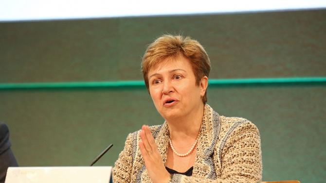 Кристалина Георгиева с важен коментар за икономиката на света след COVID-19