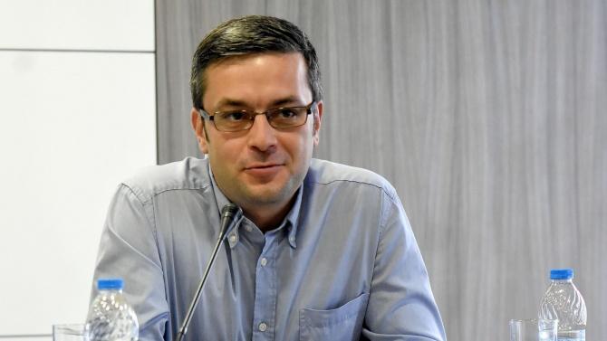 Тома Биков и Георг Георгиев с коментар за политическия проект на Цветанов