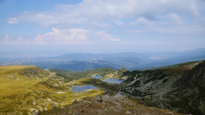 На Седемте рилски езера ограничават потока от туристи