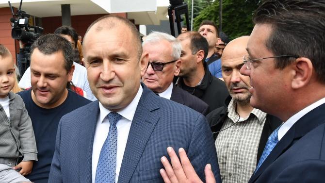 Няма българин, който да не гледа с възхита и гордост