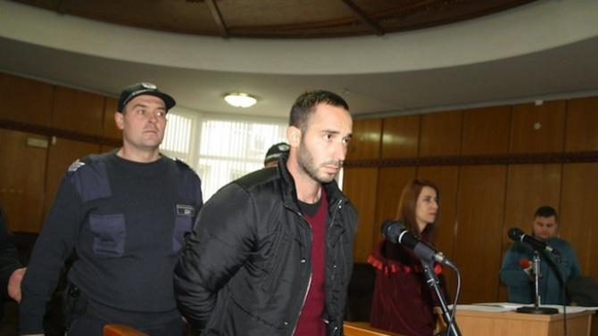 15 години затвор за Илиян от Куртово Конаре, който закла годеницата си Милена