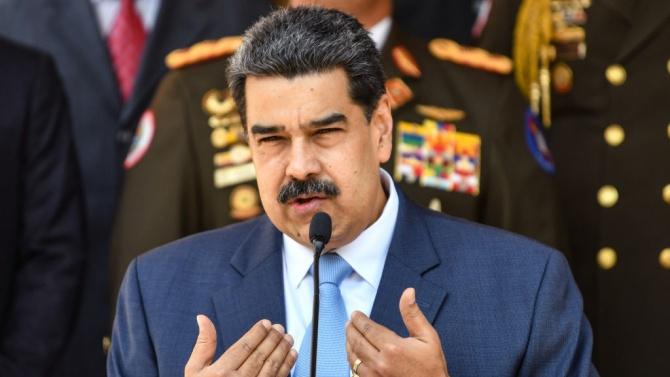 Мадуро даде 72 часа на посланичката на ЕС да напусне Венецуела