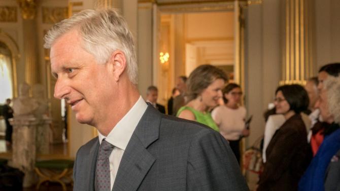 Кралят на Белгия Филип е изпратил писмо до президента на