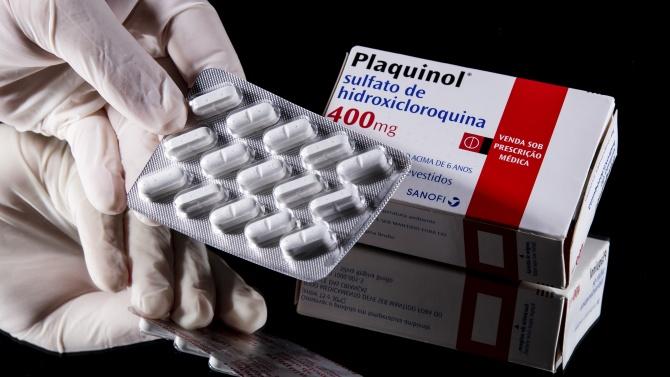 Подновяват изпитанията на хидроксихлорохина за профилактика срещу COVID-19