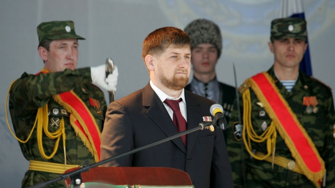 Рамзан Кадиров: Да изберем Владимир Путин за пожизнен президент