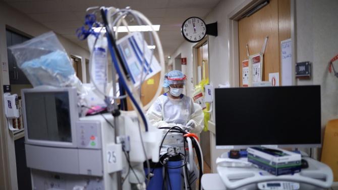 САЩ регистрираха над 1100 смъртни случая от коронавирус за 24 часа