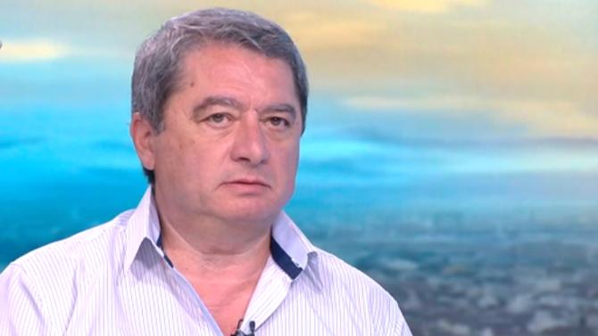 Емануил Йорданов, който е адвокат на Кирил Ванков, един от