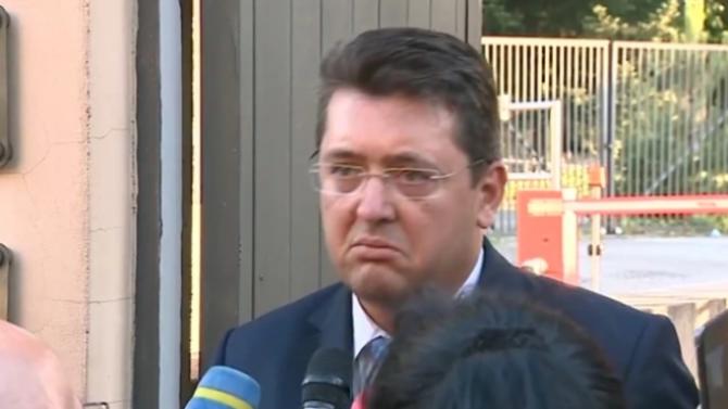Пламен Узунов и шефът на НСО на разпит в следствието заради телефон