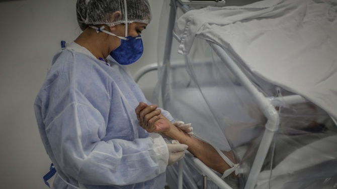 Над 60 000 души са починали от COVID-19 в Бразилия