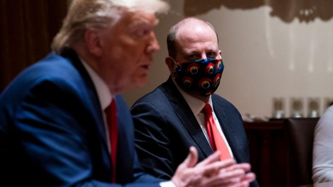 Тръмп: Аз нося маска, маските са добро нещо