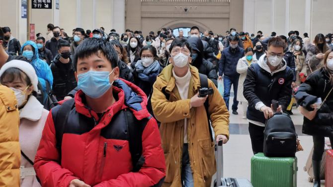 Заради втората вълна от коронавирус в Китай български студенти в