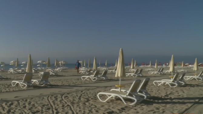 Първите чартъри с туристи за Северното Черноморие кацнаха във Варна