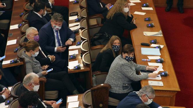 Единодушно депутатите одобриха процедурните правила за избор на зам.-председател и член на КФН