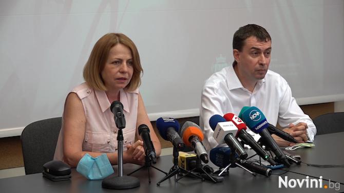 Йорданка Фандъкова: Доста хора се поотпуснаха и позабравиха да спазват мерките