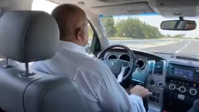 Борисов: В неделя пътят до Поморие ще е готов