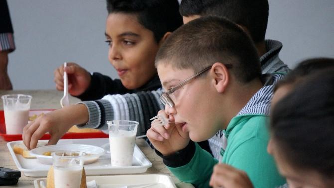 Над 130 деца от област Разград са обядвали безплатно в трапезарии на БЧК