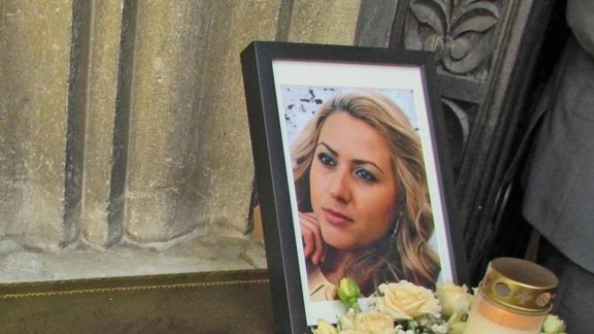 Почина бащата на зверски убитата журналистка Виктория Маринова