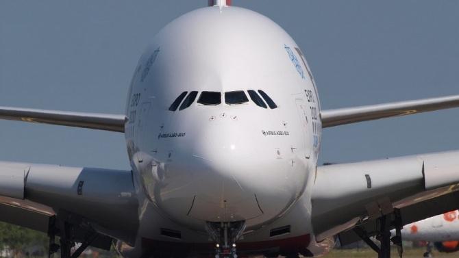 """Самолетостроителният гигант """"Еърбъс"""" (Airbus) ще освободи свои 3 378 служители"""