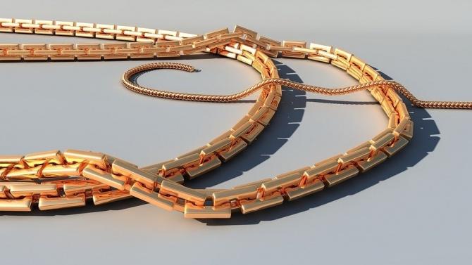 """Задържаха златни накити за 110 000 лв. в камион на """"Дунав мост"""""""