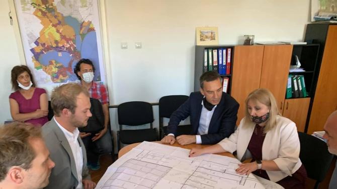 Бургас ще има модерна инсталация за преработка на отпадъци, известна немска фирма се заема с проекта
