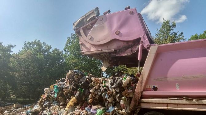 Екоминистърът поиска незабавна проверка за незаконно сметище в Шумен
