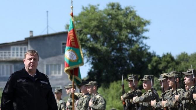 Каракачанов коментира отношенията си с Пламен Бобоков