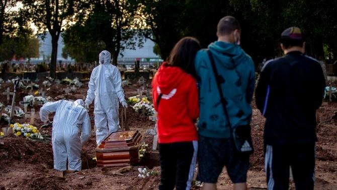 Смъртните случаи в над 20 европейски страни през март-април тази