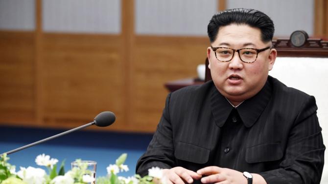 Ким Чен-ун: Отговорът на Северна Корея на кризата с коронавируса е блестящ успех