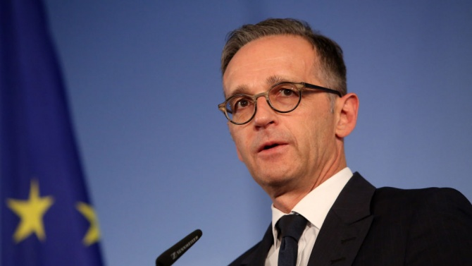Германският външен министърХайкоМаас каза пред Съвета за сигурност на ООН,